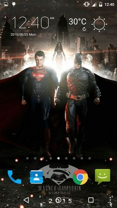 Batman v Superman: Dawn of Justice HD Theme
