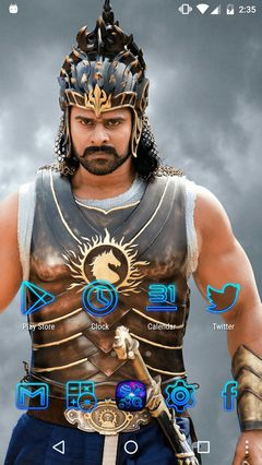 Baahubali Icon Pack HD