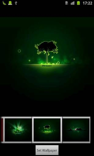 Greenlight GO Launcher EX Theme 1.3