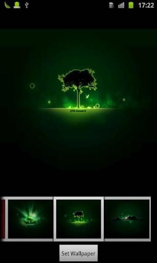 Greenlight GO Launcher EX Theme 1.3