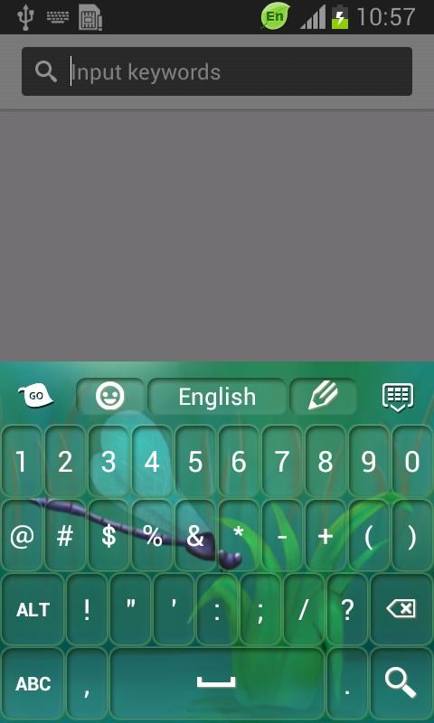 Dragonfly Keyboard-release