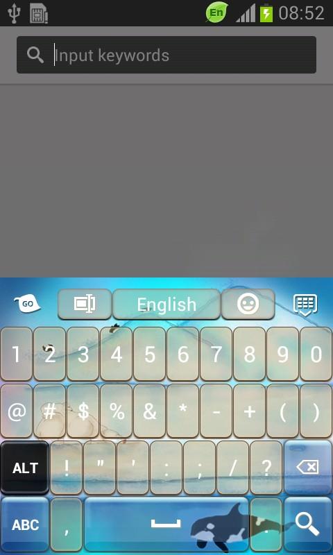 Arctic Keyboard-release