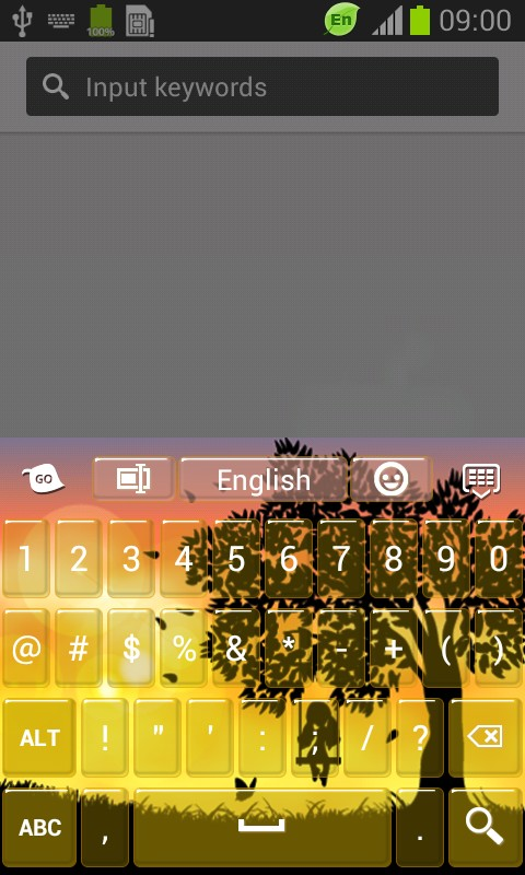 Cool Breeze Keyboard-release