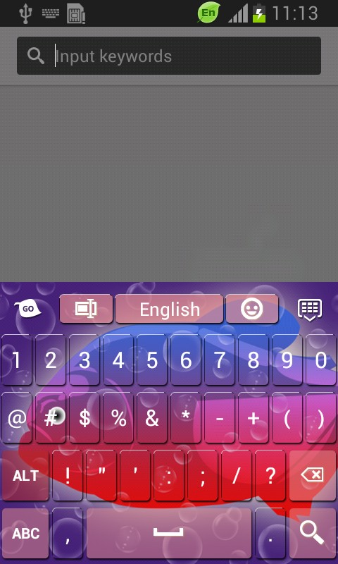 Piranha Keyboard