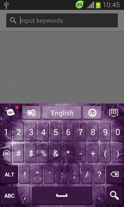 Dandelion Keyboard