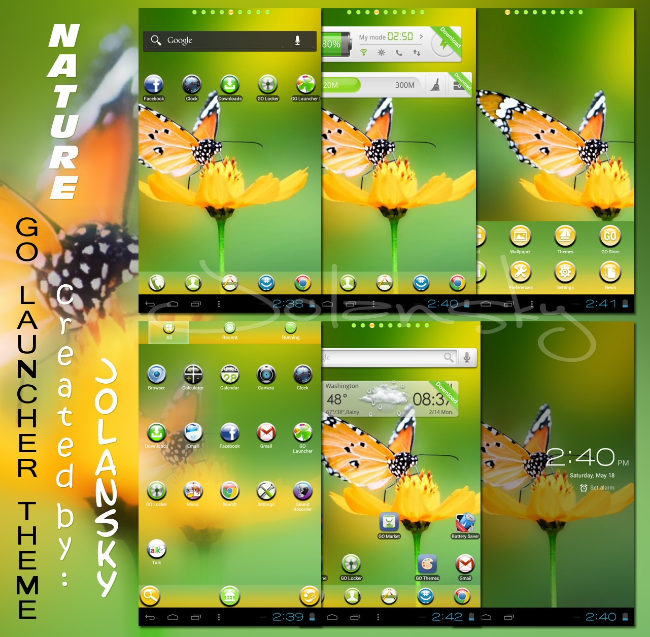 Nature Go Launcher
