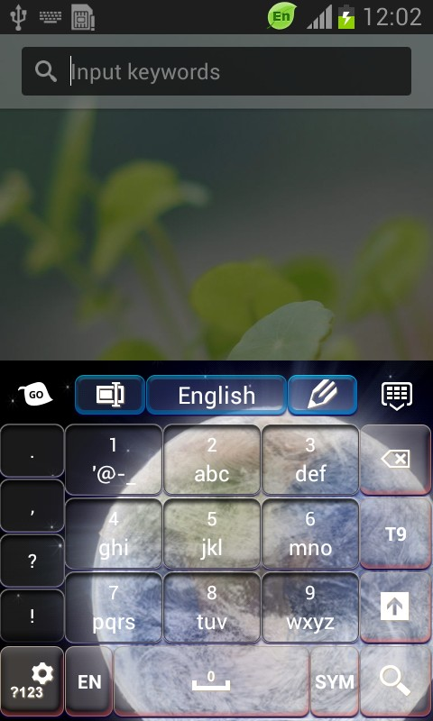 Earth Hour Keyboard-release