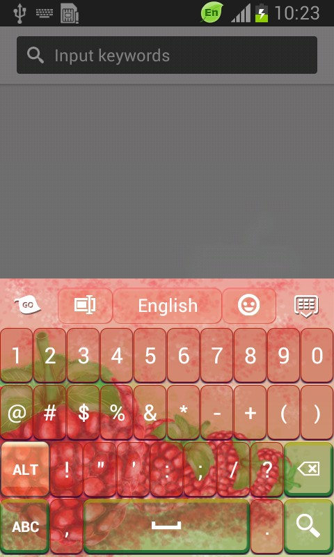 Raspberry Keyboard