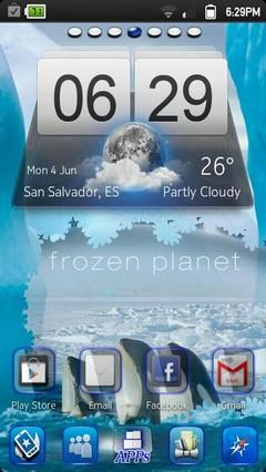 Frozen Planet Antartida