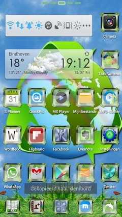 Go Green Theme