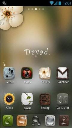 Dryad GO Launcher