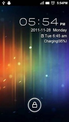 GO Locker ICS Theme