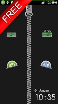 Zipper I Free - MagicLocker