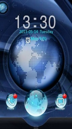 Digital Earth Locker