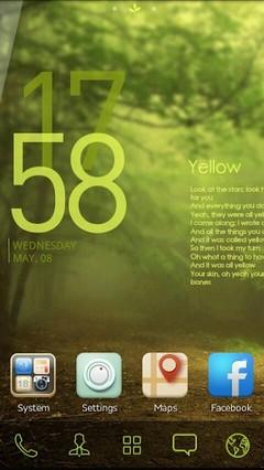 Yellow GO Reward Theme