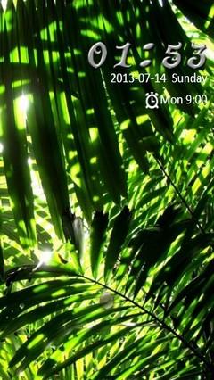 Green Nature Go Locker