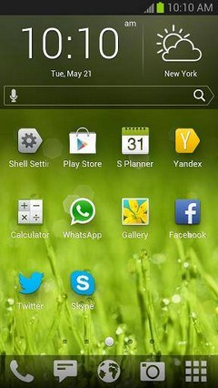 PHONEKY - itel mobil dialer Android Themes
