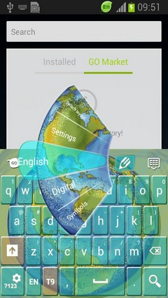 Mother Earth Keyboard-release