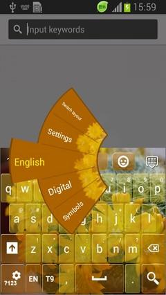 Cactus Flower Keyboard-release