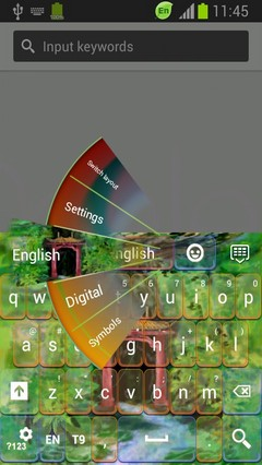 Jungle Keyboard