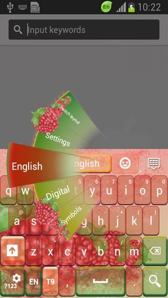 Raspberry Keyboard