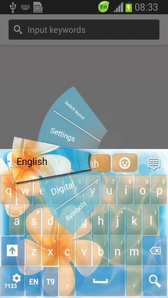 Summer Keyboard