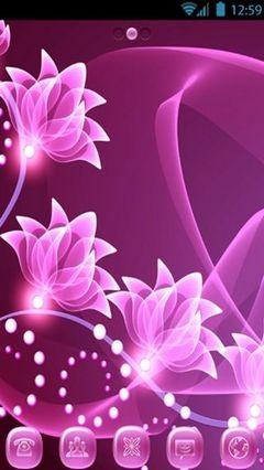 Pink Flower ( 356 )