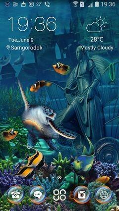 Underwater City 44