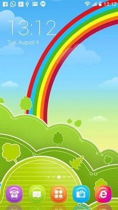 Rainbow 385