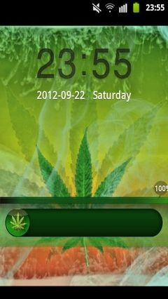 GO Locker Theme Ganja