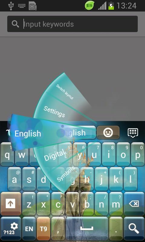 Fortress Keyboard