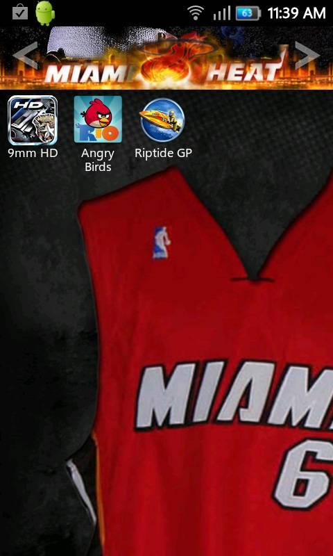 Miami Heat Theme