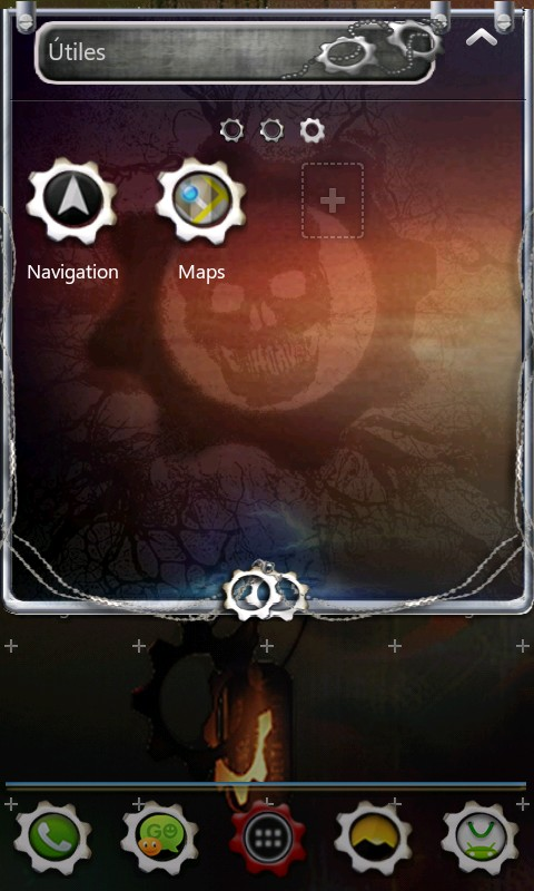 Gears of War ICS Theme