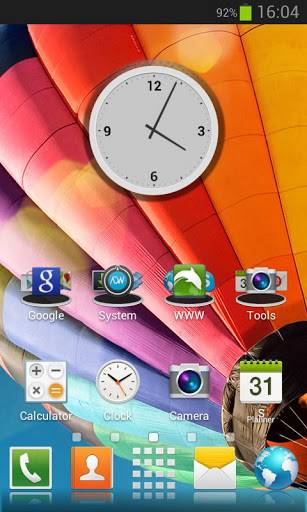 Galaxy S4 HD Multi Launcher Theme v2.3