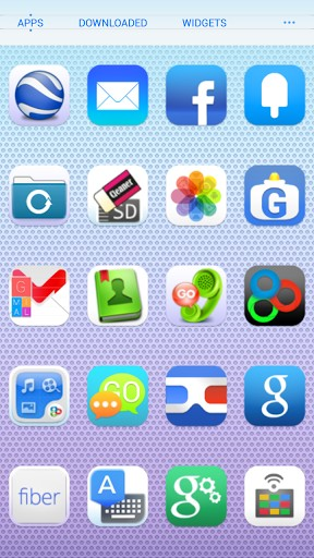 Ultimate iOS7 Apex Nova Theme v1.45 download