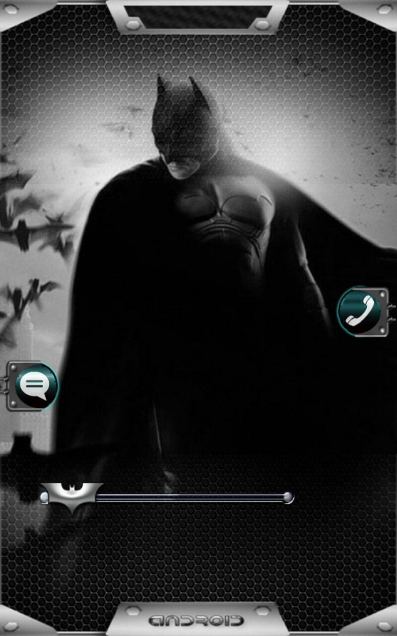 Batman Rise Go Locker Theme