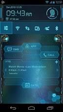 EVA Toucher Theme GO Launcher