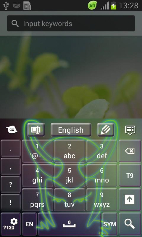 Loki Keyboard-release