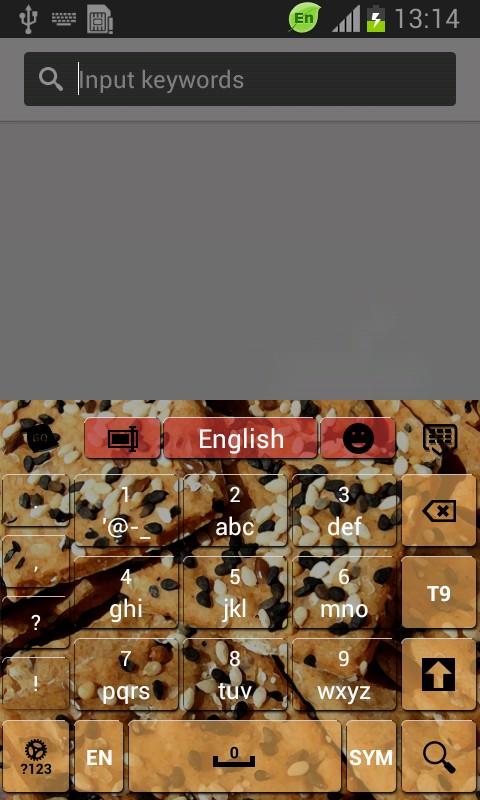 Crunchy Keyboard
