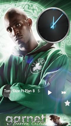 Boston Celtics NBA Theme