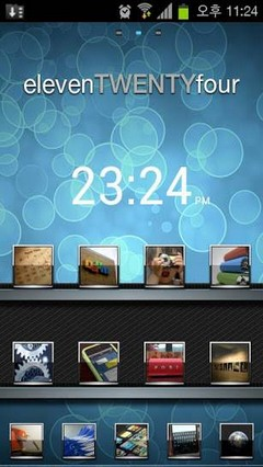 HD Photo Go Launcher Theme