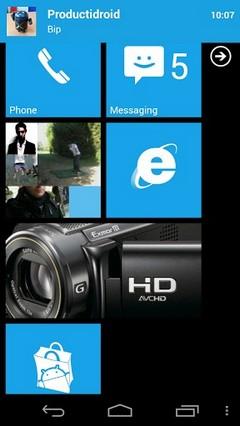 Windows Phone Notifications