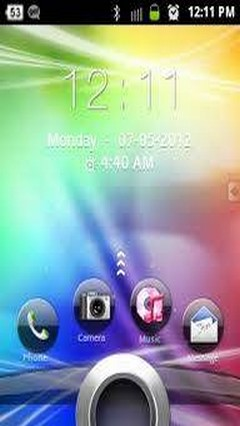 HTC theme go locker