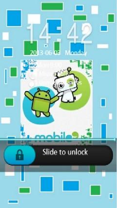 Mobile9 GO Locker Theme Retail by HEMAL5233 (Original File)