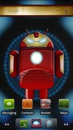 Iron Man ADW Theme