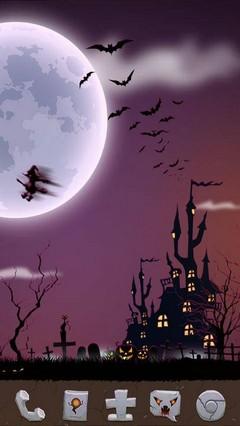 Halloween Stone GO Launcher