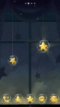 Good Night - GO Launcher Theme