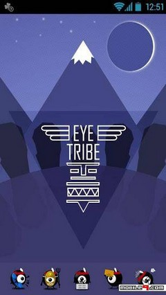 Eye Tribe - ADW GO Launcher Theme