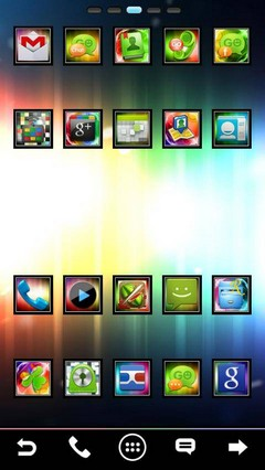 Ultimate ICS GO Launcher PRO