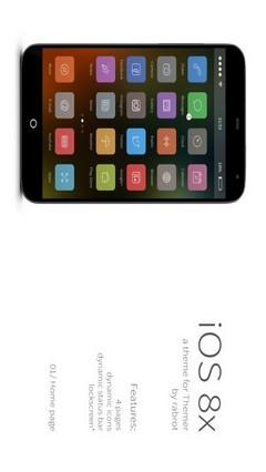 iOS 8x